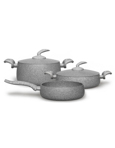 Elementi Natura Limited Edition Cookware Set [Set of 5]