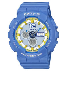 Casio BA-120-2B Baby-G Analog-Digital Watch
