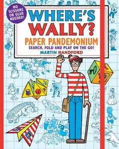 Where's Wally? Paper Pandemonium: Search, fold and play on the go!