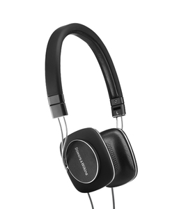 Bower & Wilkins P3 Series 2 Black Headphones
