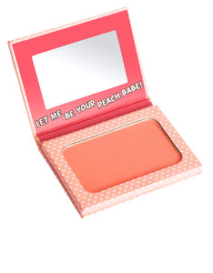 Misslyn Pop It Up Powder Blush No.42 Let Me Be Your Peach Babe