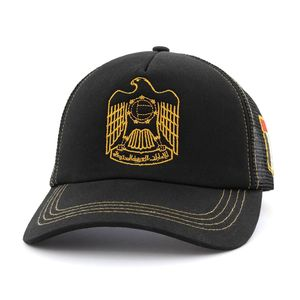 B180 Falcon Logo 1 Medium Unisex Cap Black Limited Edition