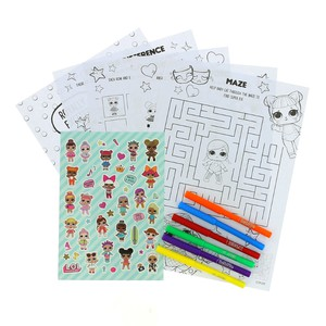 L.O.L. Surprise Activity Set A4
