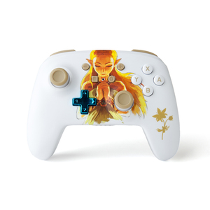 Power A Princess Zelda Enhanced Wireless Controller for Nintendo Switch
