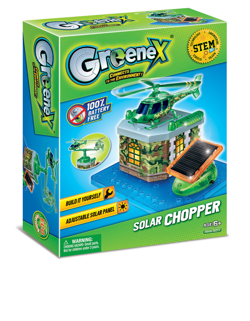 Science Kits Engineering Gifts Toys Virgin Megastore Solar Bullet Train Educational Diy Kit Amazing Greenex Chopper