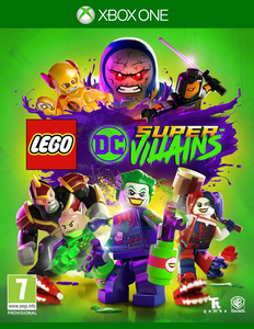 LEGO: DC Super-Villains