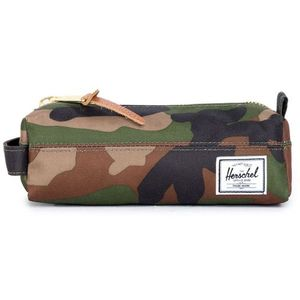 Herschel Settlement Case Pencil Case Woodland Camo