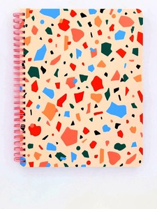 Ban.Do Rough Draft Mini Notebook Confetti