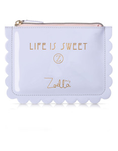 ZOELLA SWEET INSPIRATIONS LIFE IS SWEET COIN PURSE