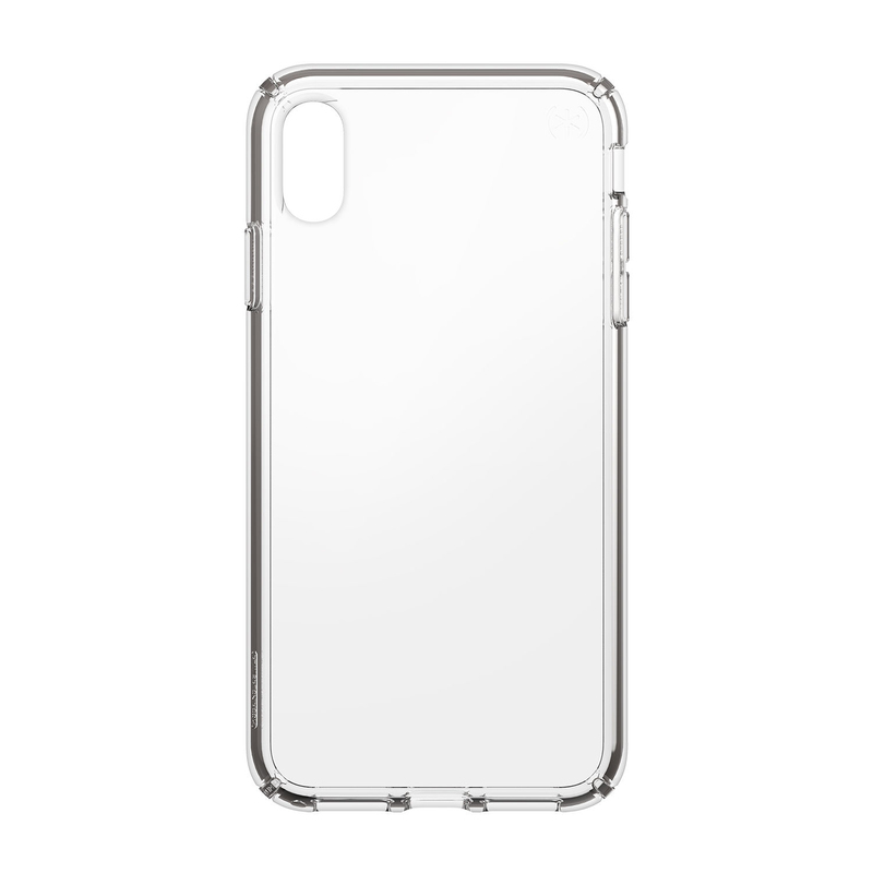Speck Presidio Stay Clear Case Clear Clear For Iphone Xs Max Cases
