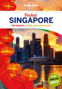 Lonely Planet Pocket Singapore Travel Guide
