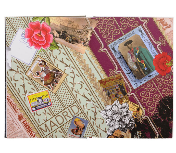 Christian Lacroix B5 Voyage Notebook