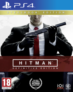 HITMAN: Definitive Edition [Pre-owned]