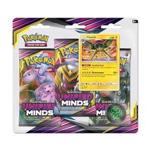 Pokemon TCG: Sun & Moon Unified Minds Blister