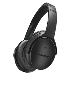 Bose Quietcomfort 25 Black Accoustic Noise Cancelling Headphones Android Devices