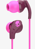 Skullcandy Method W/Mic 1 Plum/Pink Earphones