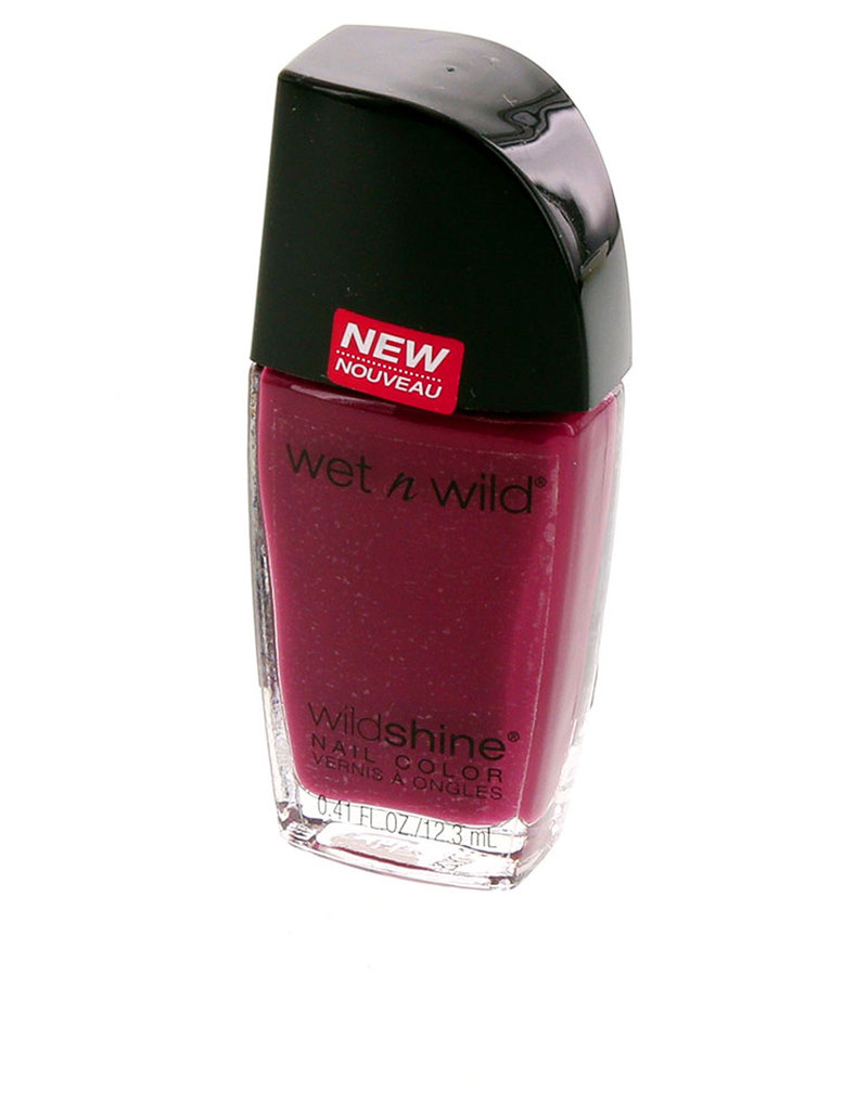 Wet N Wild Wild Shine Nail Color Grape Minds Think Alike