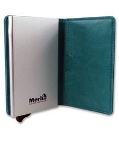 Merlin Smartcase Premium Card & Cash Holder