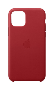 Apple Leather Case Product Red for iPhone 11 Pro