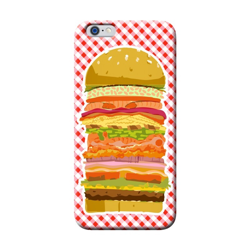 Benjamins Burger Case Iphone 6