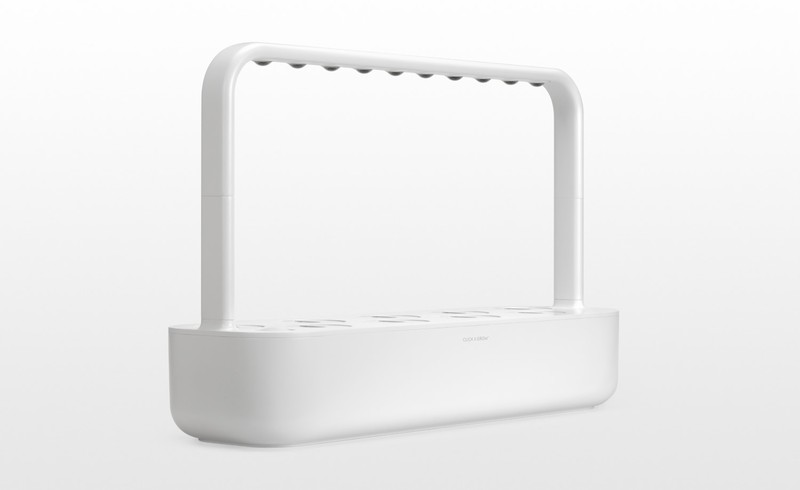 Click U0026 Grow Smart Garden 9 White