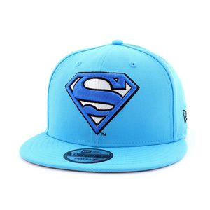 New Era Superman Men's Cap Blue