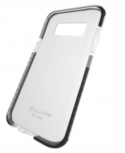 CellularLine Tetra Shock Twist Case Transparent for Galaxy S10+