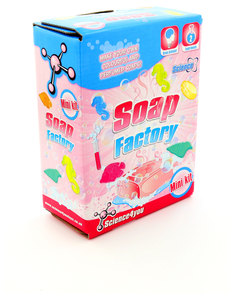 Science 4 You Mini-Kit Soap Factory