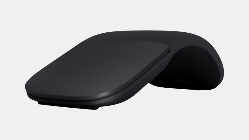 Microsoft Surface Arc Bluetooth Mouse Black