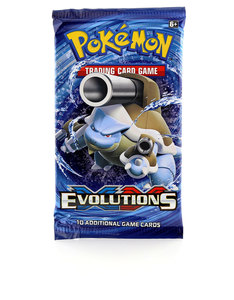 Pokemon TCG Xy12 Evolutions Booster Pack