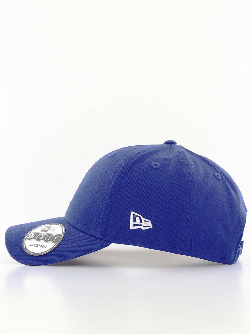 New Era League Essential LA Dodgers Blue Cap