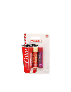 Lip Smacker Coca Cola Trio Lip Balm 12G