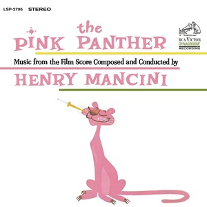 Pink Panther (Music From The Film Score) (Colv)