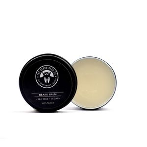 Tea Tree & Cedar Beard Balm
