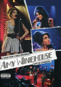 I Told You I Was Trouble Live In London Dvd