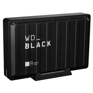 WD Black D10 Game Drive 8TB Black External Hard Drive