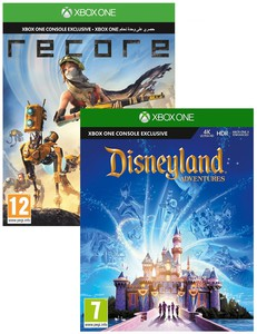 Disneyland Adventures + Recore Definitive Edition