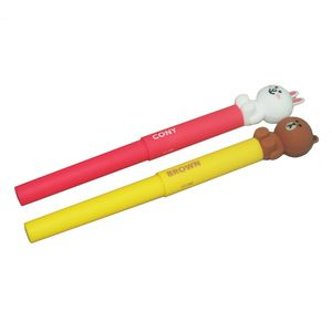 Line Friends Ballpen with 3D Topper [Includes 1]