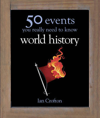 World History: 50 Events You Really Need to Know