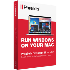 Parallels Desktop for Mac 2011 [Middle East]
