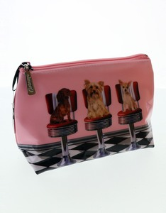 Cats Eye Diner Dogs Small Bag