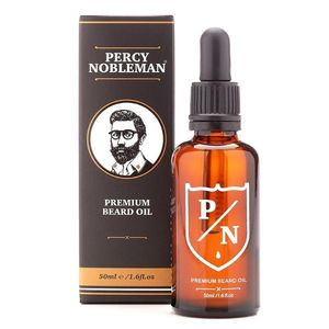 Percy Nobleman Premium Beard Oil 50 ml