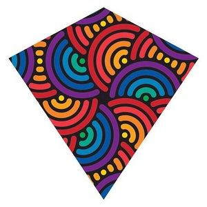 Xkites Color Max Nylon Diamond Swirls 2