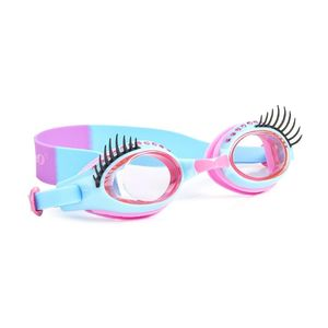Bling2o Swimming Goggles Glam Lash Peri Winkle Blue