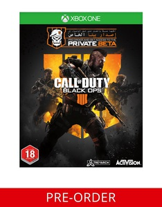 Call Of Duty: Black Ops 4 Day One Edition Xbox One [Pre-order]