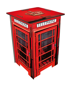 Werkhaus Photo Stool Phone Booth In London