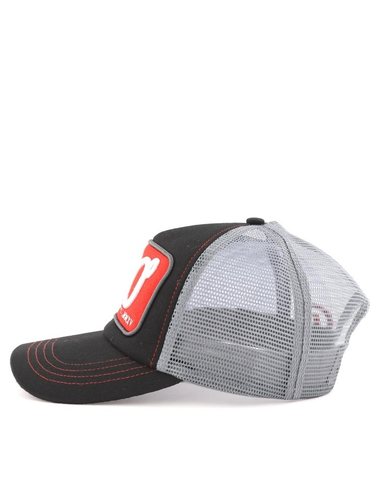 B180 Sign Unisex Cap Black Osfa