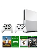 Xbox One S 1TB + Gears Of War + PUBG + Rocket League + 3 Months Live + Controller