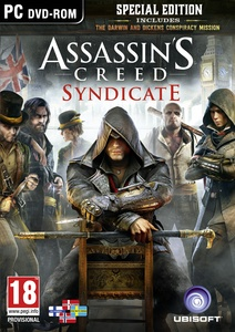 Assassins Creed Syndicate Special Ed Pc