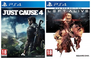 Just Cause 4 + Left Alive: Day One Edition [Bundle]